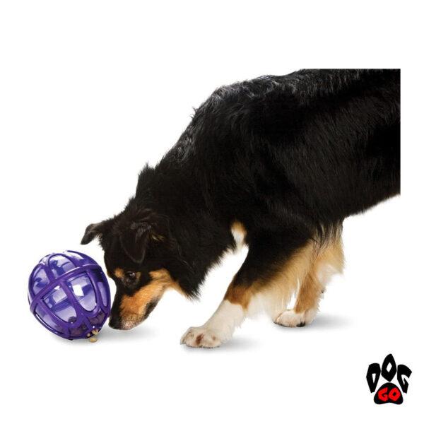 Игрушка для собак с кормом PETSAFE Шар CROCI, M/L-2