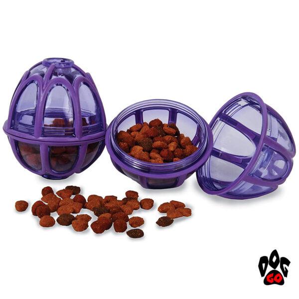 Игрушка для собак с кормом PETSAFE Шар CROCI, M/L-3