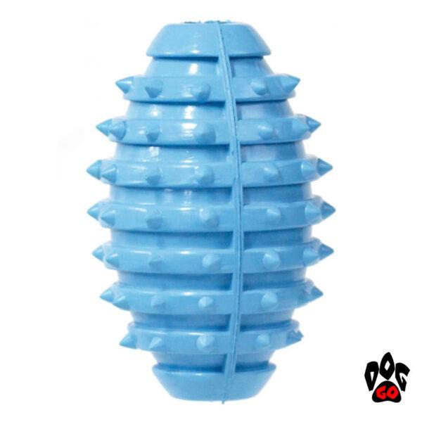 Игрушка для собак, с шипами Бочонок CROCI, литой, резина 13см-1