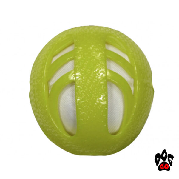 Мячик для собак CROCI CATCHER, резина, 10см-2