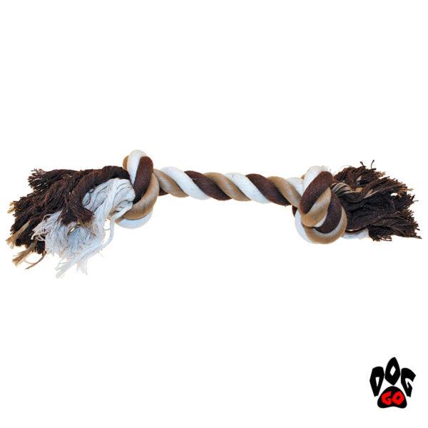 Канат для собак игрушка CROCI Грейфер с узлами-2