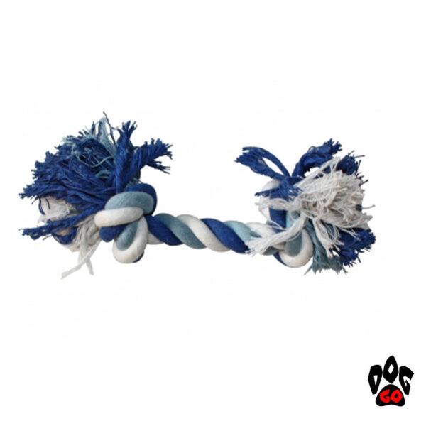 Канат для собак игрушка CROCI Грейфер с узлами-4