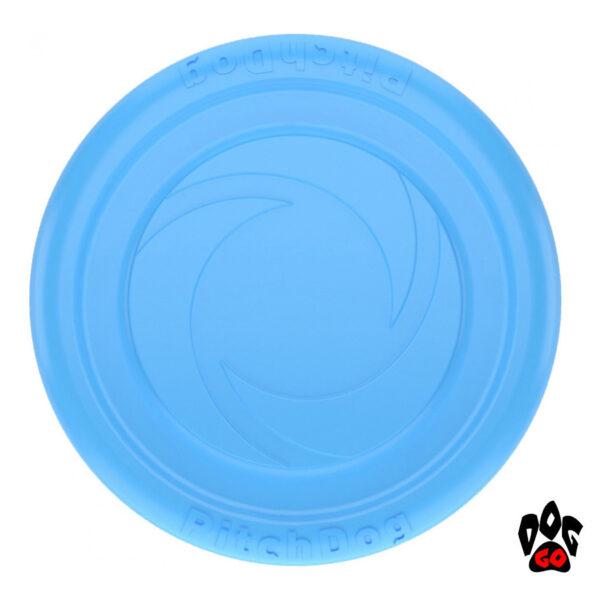 Летающий диск для собак COLLAR PitchDog, d24см-1