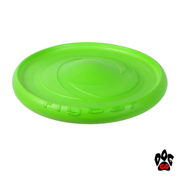 Летающая тарелка для собак COLLAR Флайбер, d22см, салатовый-2