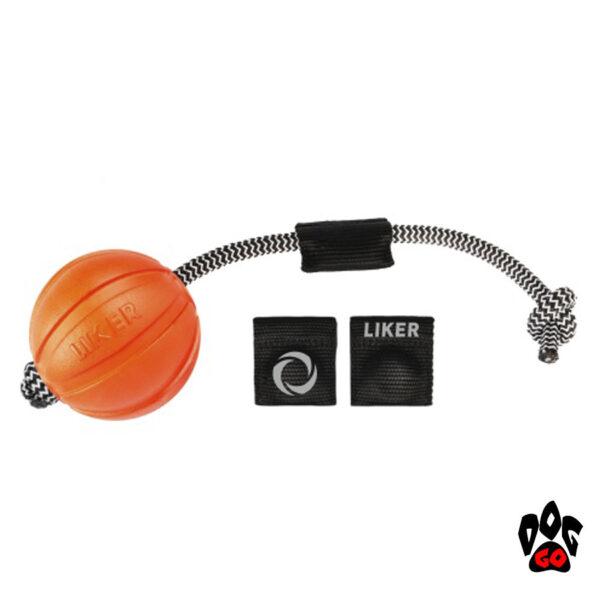 Мяч для дрессировки собак ЛАЙКЕР Магнит COLLAR с комплектом магнитов-2