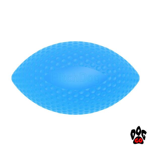 Мяч для собак прочный COLLAR PitchDog для апортировки, d9 см-1