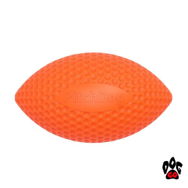 Мяч для собак прочный COLLAR PitchDog для апортировки, d9 см-4
