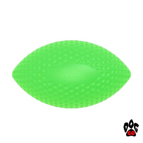 Мяч для собак прочный COLLAR PitchDog для апортировки, d9 см-5