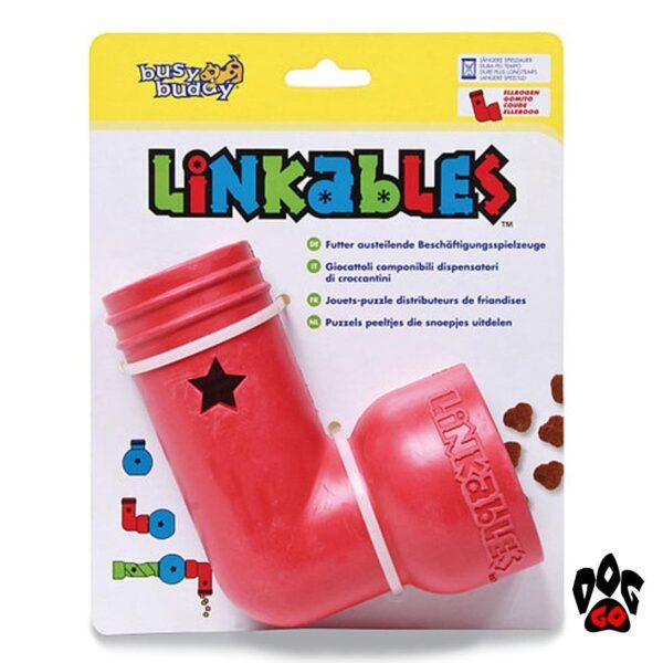 PETSAFE Игрушка для лакомств для собак Уголок-соединитель, 10х15см-1