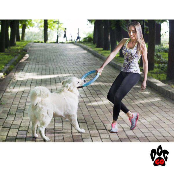 Тренировочные кольца для собак COLLAR PitchDog-2