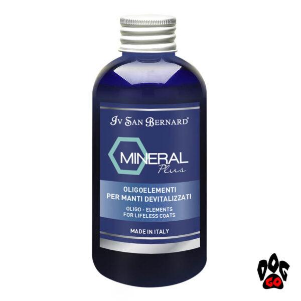 От выпадения шерсти у собак Лосьон Iv San Bernard Mineral Plus Oligo-elements, укрепляющий (кот, собака) 150мл
